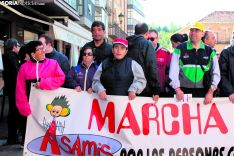 Marcha popular de Asamis. SN