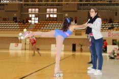 Foto 4 - Ana Arancón y Gabriela Sanz: de Soria al Nacional de patinaje artístico
