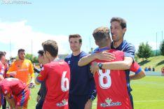 El Numancia Juvenil apeó al Celta de la Copa el pasado domingo en la Ciudad del Fútbol, SN