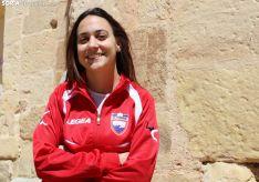 Natalia Mediavilla, presidenta del CF Piqueras. SN