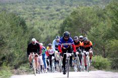 La Histórica de Abejar rememora un año más el ciclismo clásico de la mano de La Ch