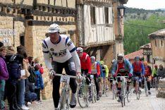 Foto 3 - La Histórica de Abejar rememora un año más el ciclismo clásico de la mano de La Chianina italina