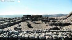 Una imagen del yacimiento de Numancia. /SN