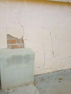 Una imagen de las instalaciones remitida por la AMPA.