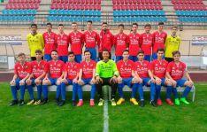 Cadete del Sporting Uxama en el Municipal de El Burgo de Osma. Sporting Uxama