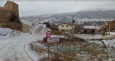 Imagen invernal de Ventosa. /GM