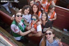 Suelta de vaquillas del Interpeñas 2019.