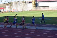 Estreno de la División de Honor de atletismo en Soria.