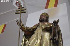 Cuadrilla de La Cruz y San Pedro.