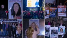 Fotos y crónica: Comienza la campaña a 7 para la alcaldía de Soria
