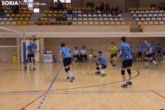 Campeonato de España Juvenil de Voley en Soria. /Jasmín Malvesado