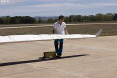 Aerodromo de Garray.