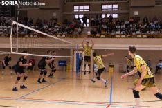 Semifinales Campeonato Nacional de Voley juvenil. /Jasmín Malvesado