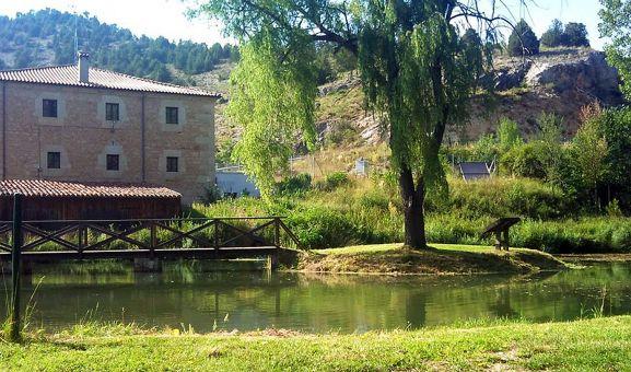 Aula del Río Ucero.