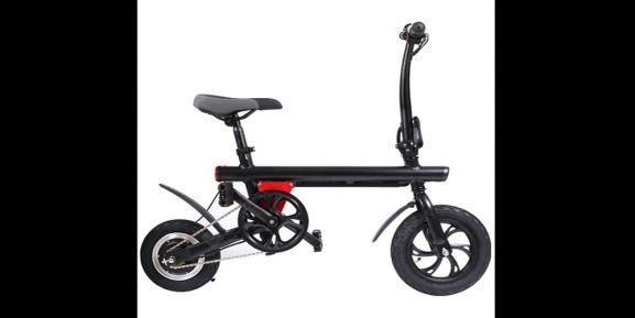 Una bicicleta con pedaleo asistido.