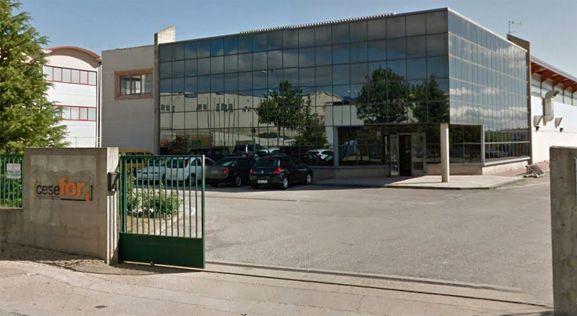 Imagen del edificio sede del Cesefor. /GM