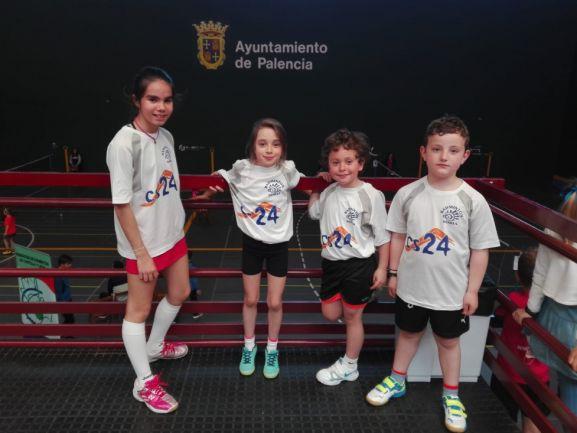 Participación en Palencia.
