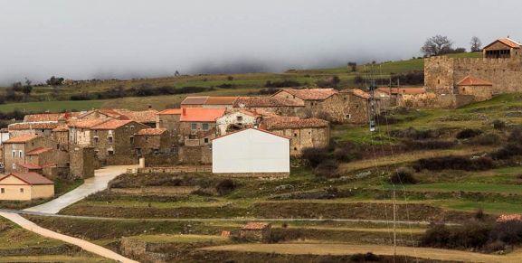 Una imagen de la localidad de Tierras Altas. /Diego Delso