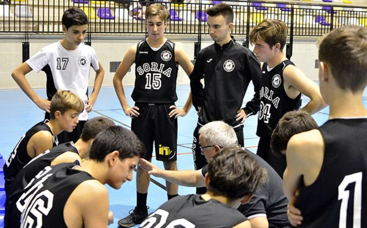 Foto 1 - El CSB pugnará por la Copa de Castilla y León