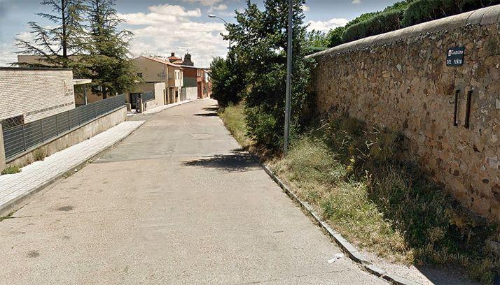 Calle del Peñón. /GM