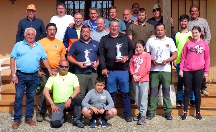Foto 1 - Francisco Javier Arrondo gana el Provincial de recorridos de caza
