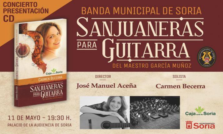 Foto 1 - Este sábado, concierto sanjuanero de guitarra