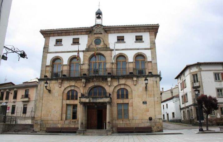 Ayuntamiento de Covaleda.