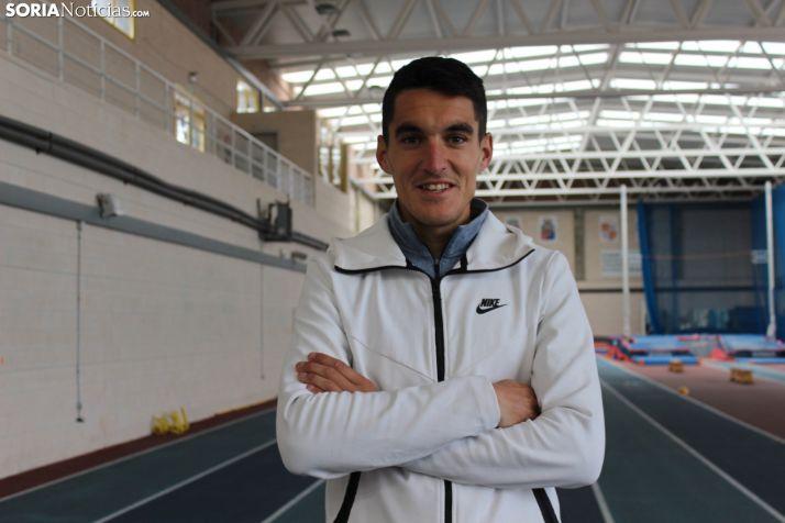 Dani Mateo, en el CAEP. SN