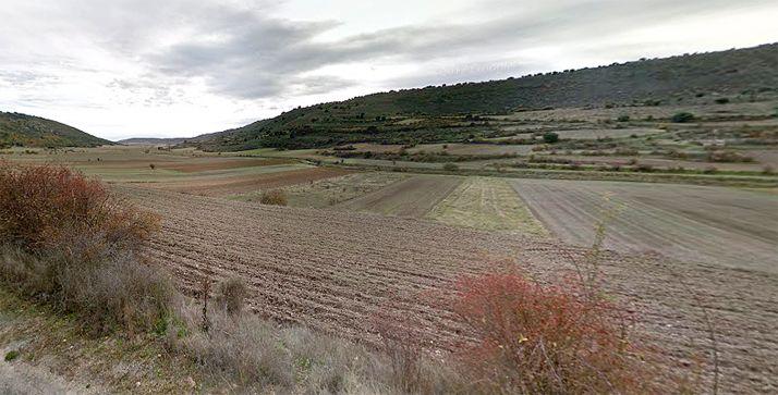 Terrenos de cultivo en las cercanías de Fuentegelmes. /GM