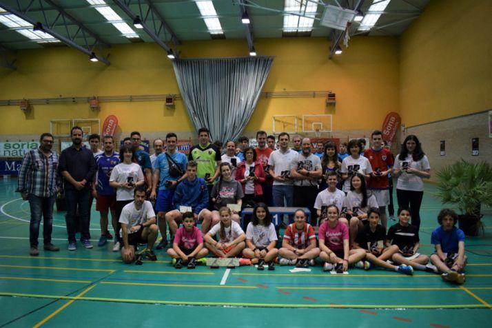 Foto 1 - El torneo popular de Bádminton, el 25 y 26 de mayo