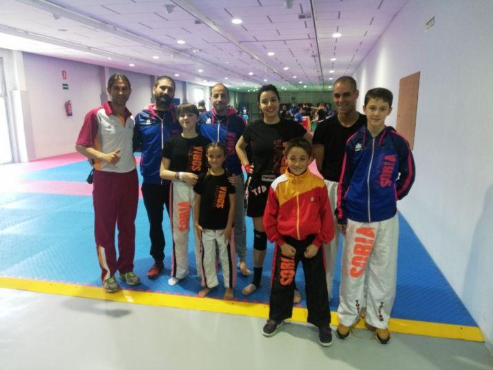 Foto 1 - Siete kickboxers de Soria disputarán el Campeonato de España en Guadalajara
