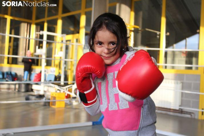 Foto 1 - Boxeo y aerobic con discos, estrenos de la campaña deportiva de verano