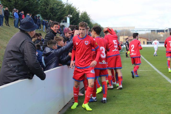 Foto 1 - El Numancia Juvenil ha de levantar el 1-0 cosechado en Vigo