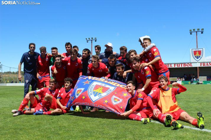 Foto 1 - Numancia-Levante en los cuartos de la Copa: mucho respeto y escaso vértigo