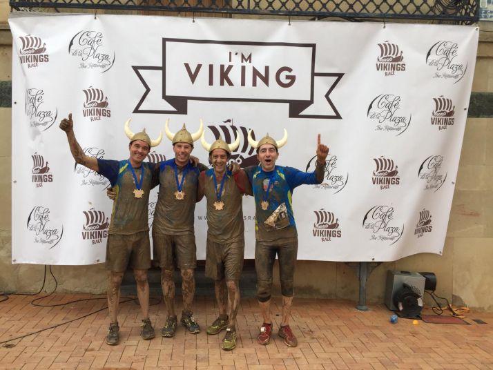 Los Corrales se lleva la Vikings Race 2019 en Ólvega.