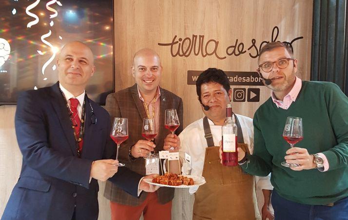 Foto 1 - Un hermanamiento por el sabor: Torrezno de Soria y vino Cigales