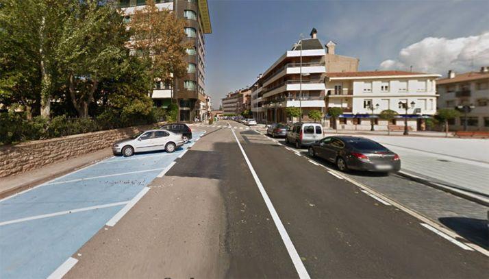 La calle Doctor Salcedo. /GM