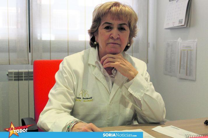 Pilar Gómez de Centro Residencial Odón Alonso.