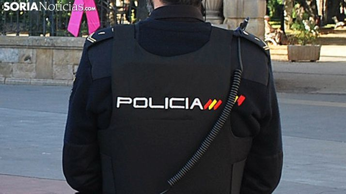 Foto 1 - Detienen 'in fraganti' a un hombre al que se le imputan 8 robos con fuerza en Soria