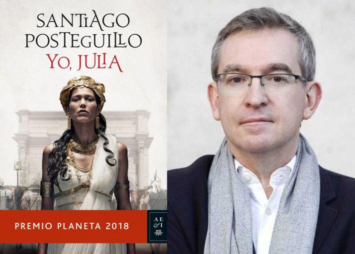 Foto 1 - Santiago Posteguillo cierra con su 'Yo, Julia' la tercera edición de las Jornadas de Novela Histórica el próximo martes en la Audiencia