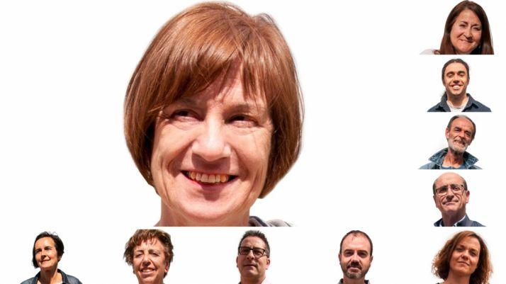 Foto 1 - Las caras de Podemos al Ayuntamiento