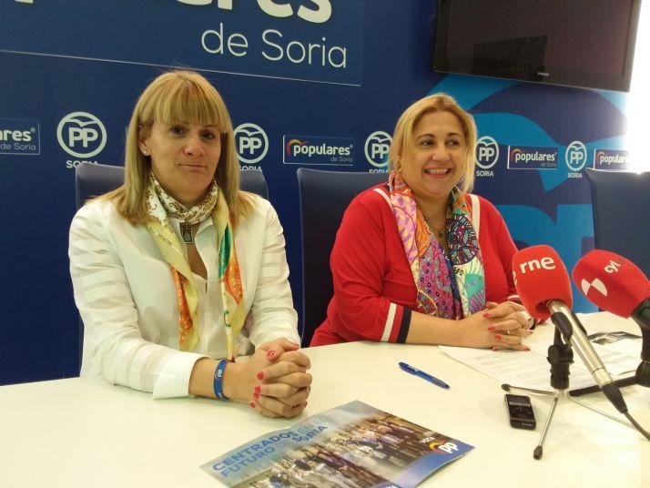 """Foto 1 - El PP propone Soria como """"cuna del castellano"""" y capital de la FP y nuevos estudios universitarios"""