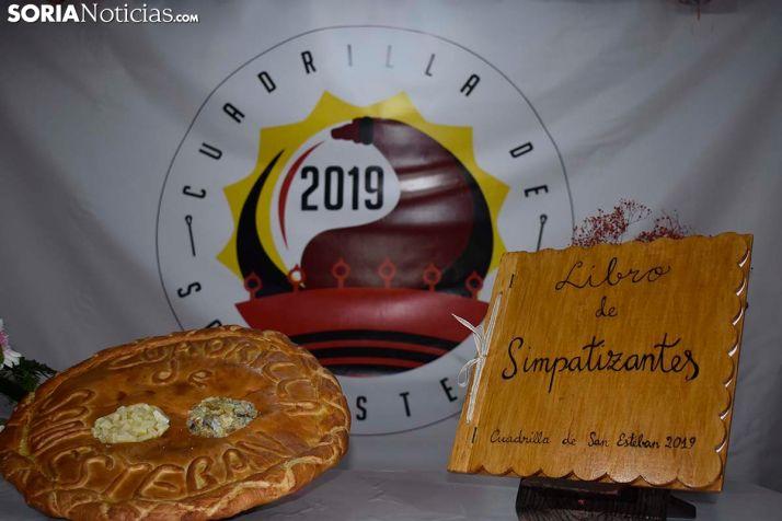 Cuadrilla de San Esteban 2019.