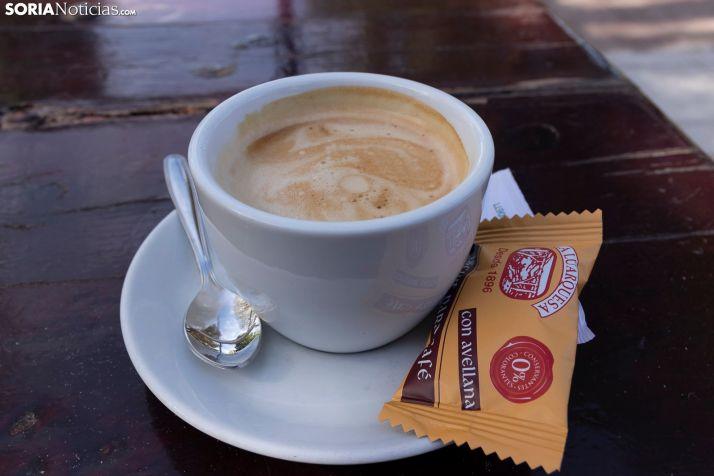 Un café soriano. Jasmin Malvesado