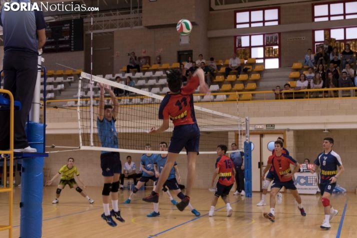 Fotos: Campeonato de España Juvenil de Voley en Soria