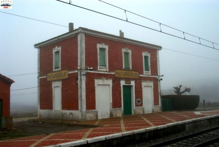 Foto de la Asociación Burgalesa de Amigos del Ferrocarril