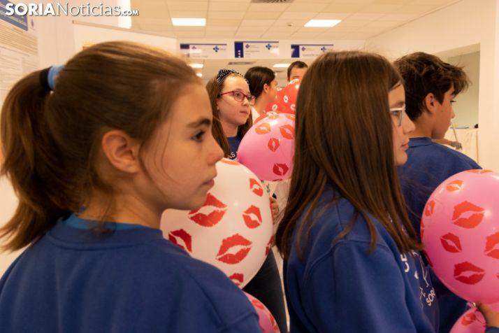 Día del niño hospitalizado. /Jasmín Malvesado.