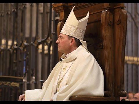 Foto 1 - Encuentro de catequistas y visita del obispo a Pinares