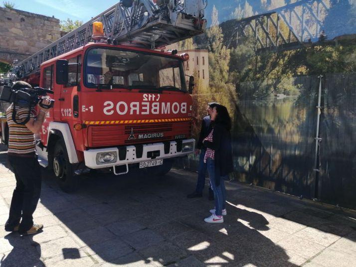 Soria en Común exige una revisión del servicio de bomberos en la capital