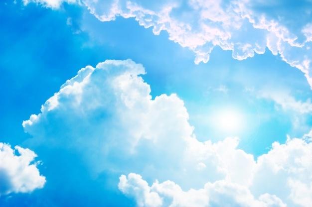 Foto 1 - Este lunes, nubes altas y sin descartar lluvias